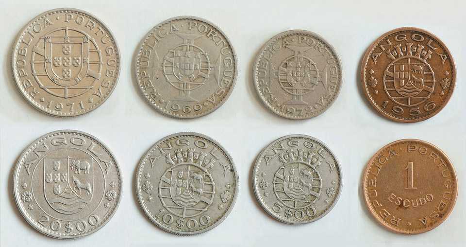 Деньги анголы водяная лилия монета канада